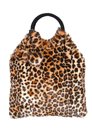 Phanton Leopard Print Bag