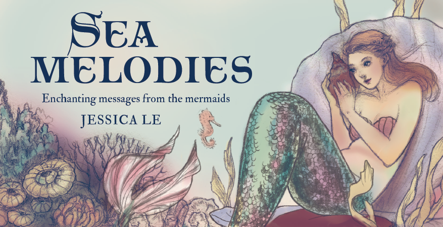 Sea Melodies Mini Cards