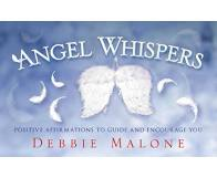 Angel Whispers - Mini Affirmation Cards by Debbie Malone