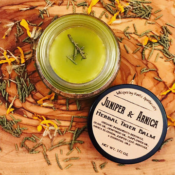 Juniper & Arnica Herbal Tiger Balm