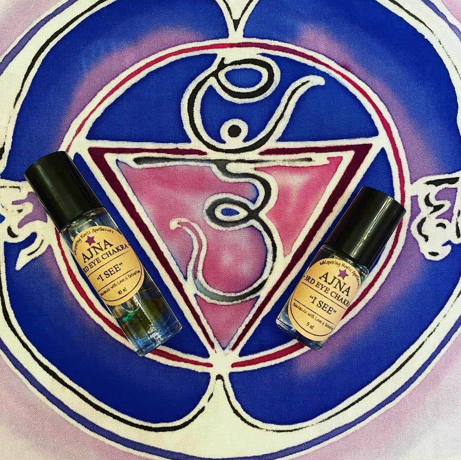 Ajna, Third Eye Chakra Roll-On