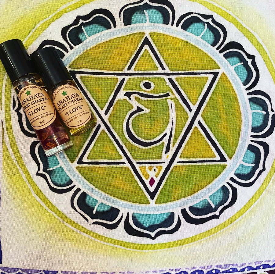 Anahata, Heart Chakra Roll-On