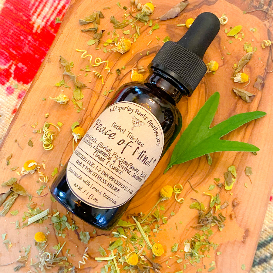 Peace of Mind Herbal Extract
