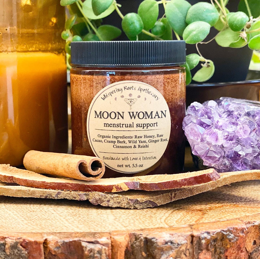 Moon Woman ~ Menstrual Support