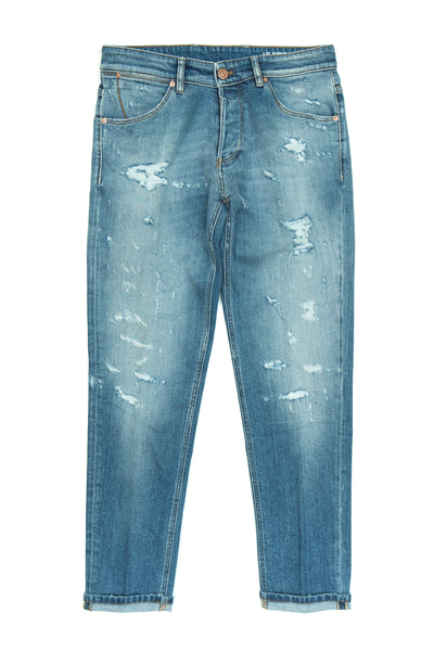 Reggae - Tapered Fit - Stretch Denim