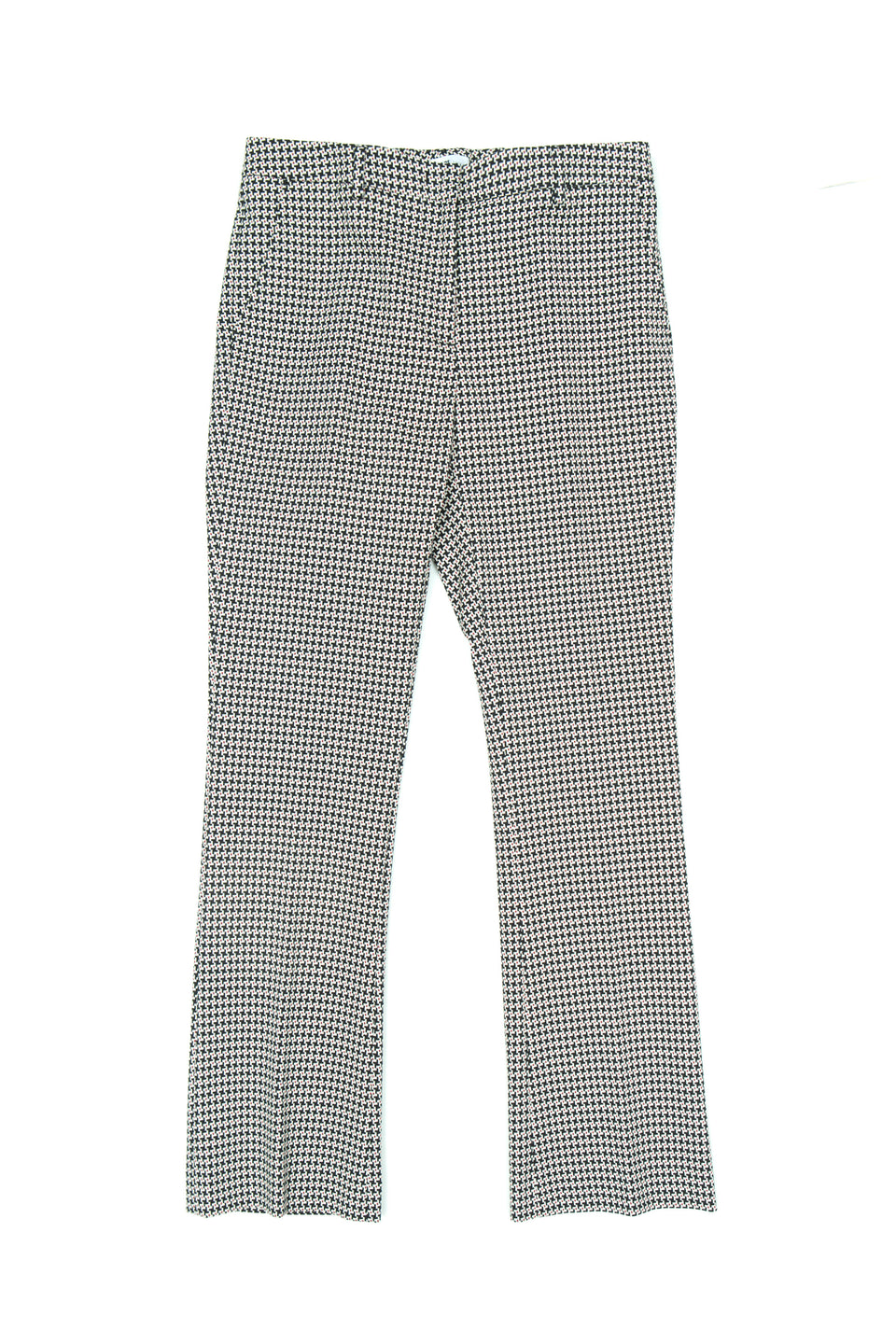 Jaine - Stretch Houndstooth