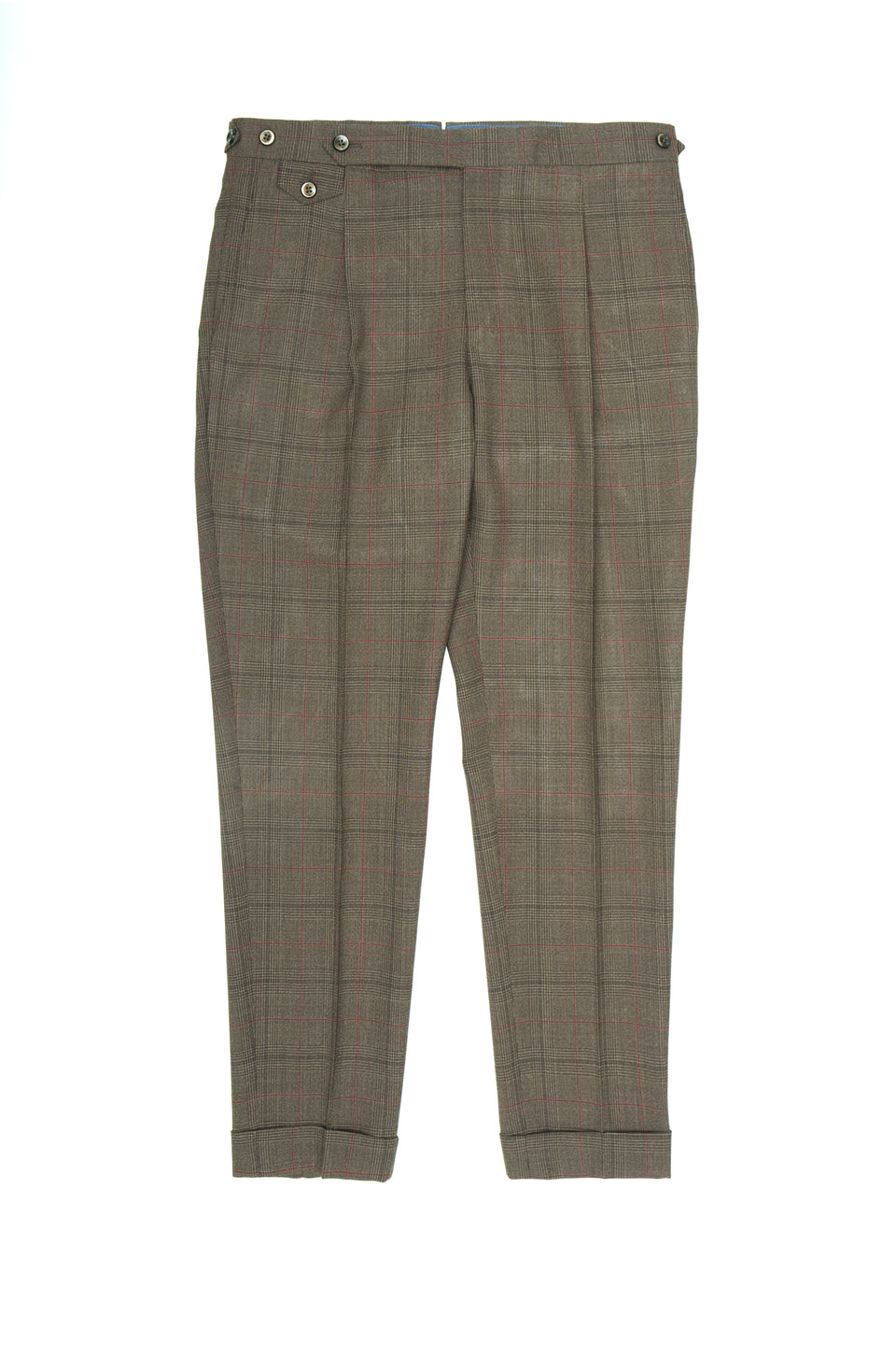 Gentleman Fit - 1Pleat - Fancy Wool