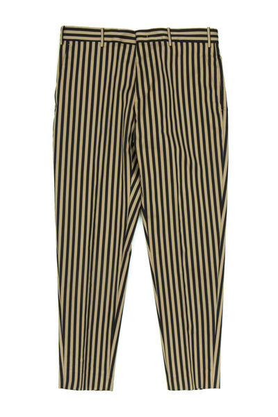 Rebel Fit - F.Front - Striped Cotton