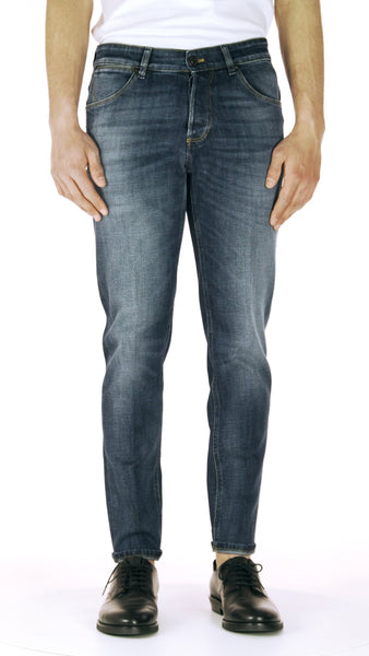 Reggae - Tapered - Stretch Denim