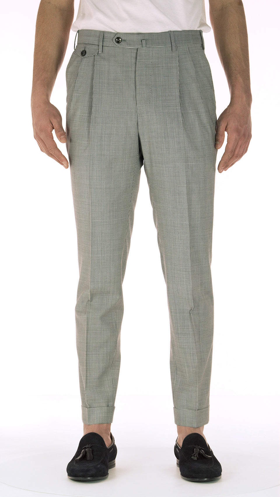 Gentleman Fit - 2 Pleats - Wool