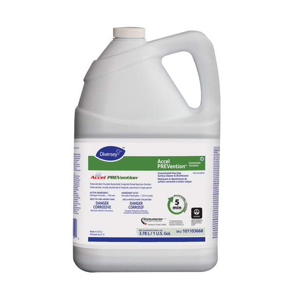 Disinfectant - Accel PREVention Concentrate