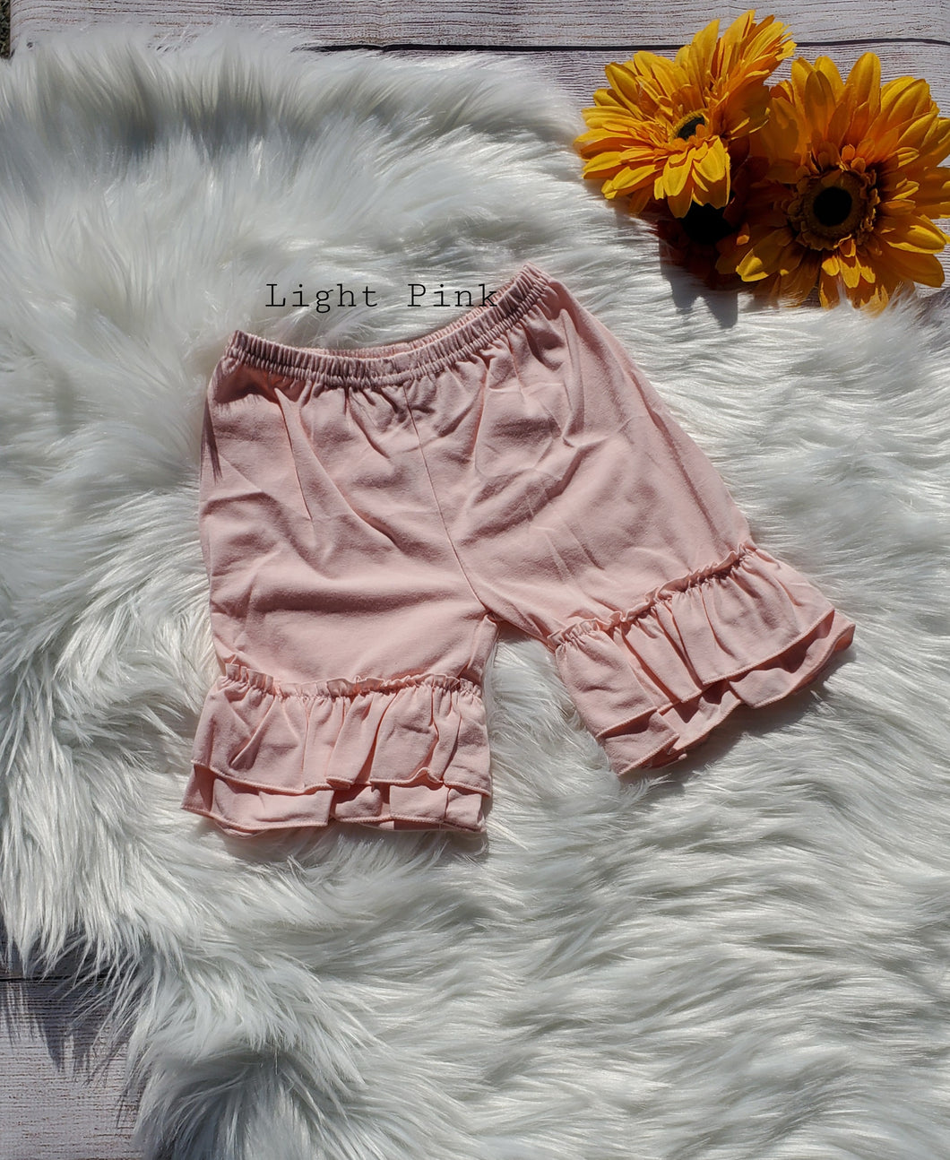 Light Pink Short