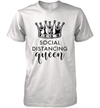 Social Distancing Queen Shirt