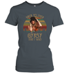 Retro Vintage Stevie Nicks Back To The Gypsy That I Was Shirt