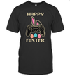 Video Game Easter Bunny Gaming Controller Gamer Boys Girls T-Shirt