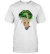 Weed Lips Not Today Bitch Shhh Cannabis Lips Woman Funny Shirt
