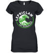 Funny Drinking Claws Shirt Lepriclaw Get Shamrocked St Patrick's Day T-Shirt