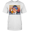 Barack Obama US Drinking 4th Of July Vintage Shirt Independence Day American Gift