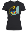 You Are My Sunshine Autism Awareness Sunflower Elephant Mom Shirt