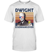 Dwight Eisenhangover US Drinking 4th Of July Vintage Shirt Independence Day American T-Shirt