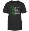 Witch Don't Make Me Get My Flying Monkeys Halloween Shirt
