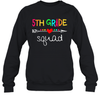 5th Grade Squad Fifth Teacher Student Team Back To School Shirt