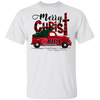 Merry Christmas Buffalo Plaid Red Truck Xmas Tree Christmas Shirt