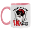 There's Some Ho's In This House Funny Santa Claus Christmas Mug