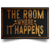 The Room Where It Happens Poster