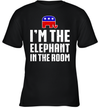 Republican I'm The Elephant In The Room Shirt