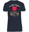 Personalized In Loving Memory Your Wings Were Ready But Our Hearts Were Not T Shirt Customize Your Name, Memorial Shirt Sayings Black