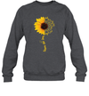 Asl American Sign Language Sunflower Share The Love Shirt