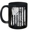 Best Husband Ever American Flag Gift Father's Day Mug