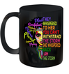 I Am The Storm Strong African Woman Black History Month Mug