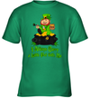 Stoner Saint Patrick's Day Weed Shirt I Always Carry A Little Pot With Me Shirt