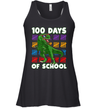100 Days Of School 100Th Day Dino Shirt