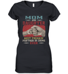 Mom And Daughter Best Freakin' Partner In Crime Ever Shirt