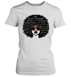 I Am Black Woman Queen African American History Month Pride Shirt