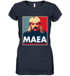 Tiger King Maea Make America Exotic Again Graphic Tees Shirt