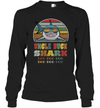 Uncle Buck Shark Doo Doo Doo Vintage Shirt Funny Father's Day Gifts