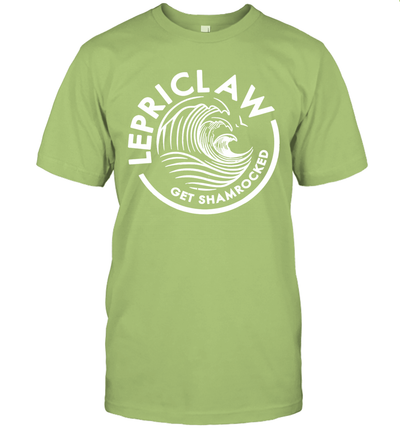 Lepriclaw Shirt Lepriclaw Get Shamrocked Drinking St Patrick's Day Claw T-Shirt