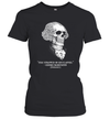 Stay Strapped Or Get Clapped George Washington Skull Shirt