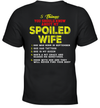 5 Things You Should Know About My Spoiled Wife She Was Born In September Shirt