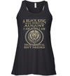 Lion A Black King Was Born In August I Am Who I Am Your Approval Isn't Needed Shirt