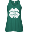 Vintage Dibs On The Redhead St Patrick's Day Shirt