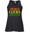 Zero Lucks Given Lucky Horseshoe Funny St Patricks Day Shirt
