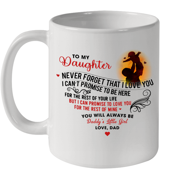 Download To My Daughter Never Forget That I Love You From Daddy's ...