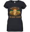 Uncle Iroh Delectable Tea Or Deadly Poison Vintage Shirt
