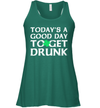Today's A Good Day To Get Drunk St Patrick's Day Shirt