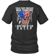 Skull American Your First Mistake Was Thinking I Was One Of The Sheep Shirt